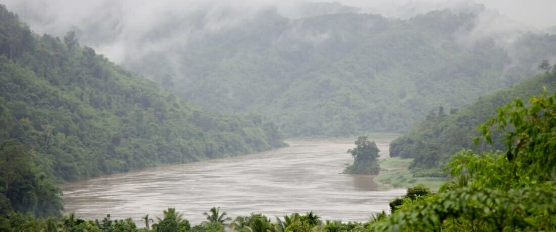 "On World Rivers Day We Ask: ""Where Has the River Gone?"""