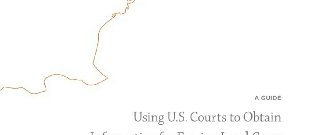Foreign Legal Assistance Guide