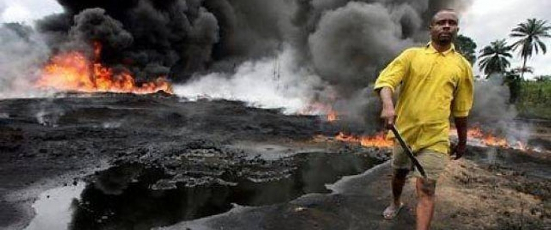 Nigerian Villagers Seek to Open Chevron's files on Gas Flaring