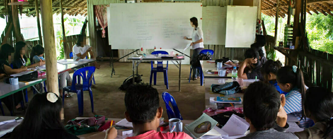 On Thai border, Students Question Impact of Reforms in Myanmar/Burma