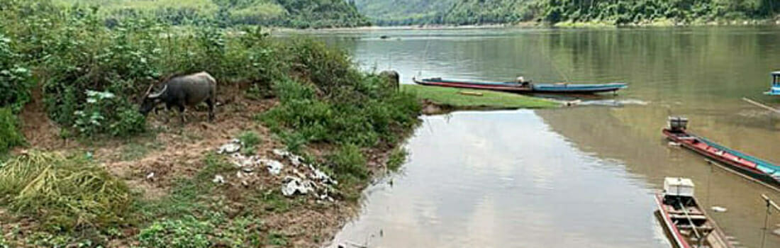 Thai NGOs Speak Out Against Proposed Dam in Laos