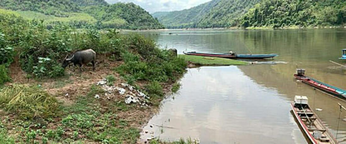 Thai NGOs Speak Out Against Proposed Dam in Laos