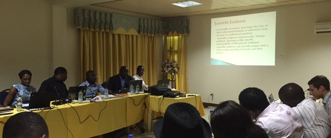 West African Lawyers and Activists Discuss Strategies for Regional Collaboration