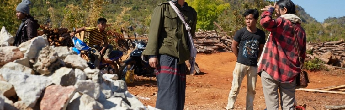 The Answer is Unity: Fighting Earth Rights Abuses in Kayah State