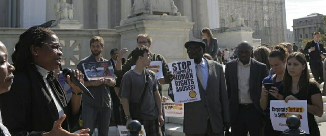 U.S. Court Assists with Dutch Human Rights Lawsuit Against Shell