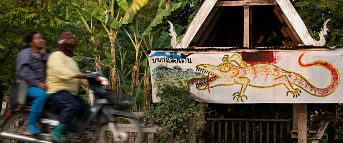 Thai Community Defends Town From Dam Project