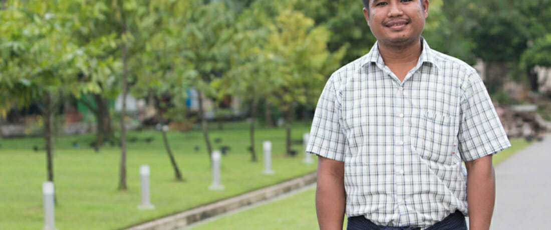 Myanmar Must Free Political Activist