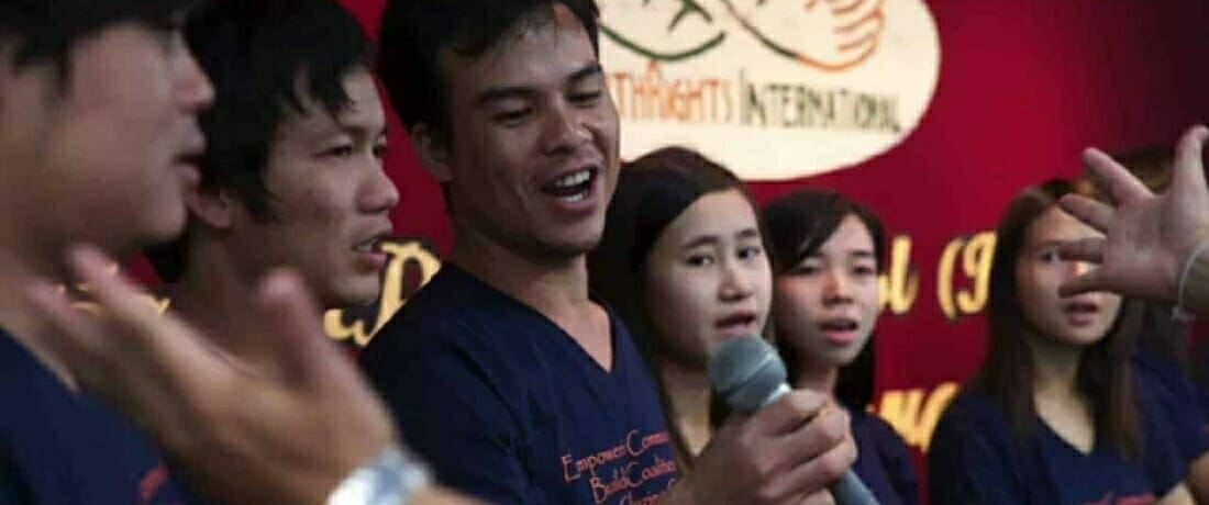Congratulations to the 2014 EarthRights School Myanmar Graduates!
