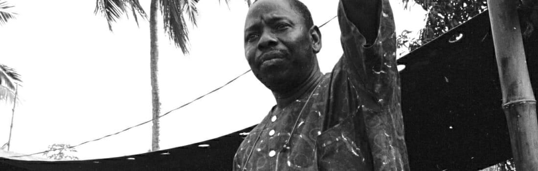 Remembering Ken Saro-Wiwa and the Ogoni Nine