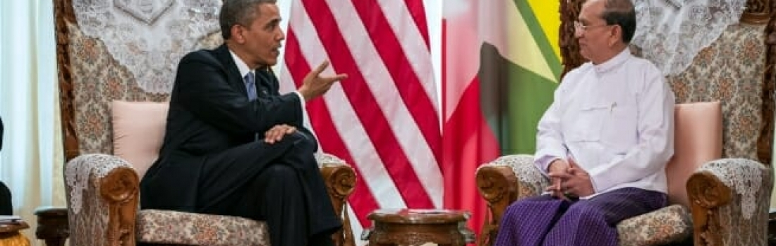 Myanmar Groups Send Letter to Obama on Reporting Requirements