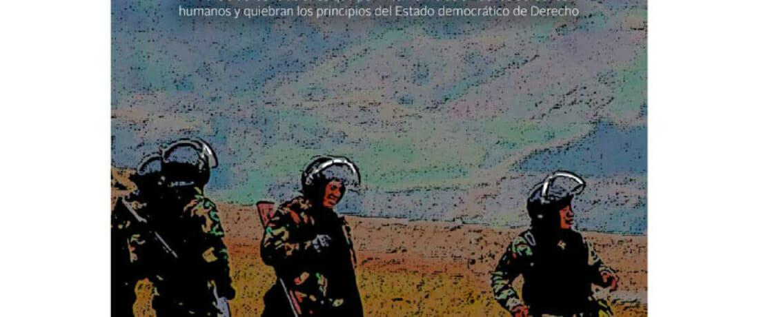 Convenios entre la Policía Nacional y las empresas extractivas en el Perú