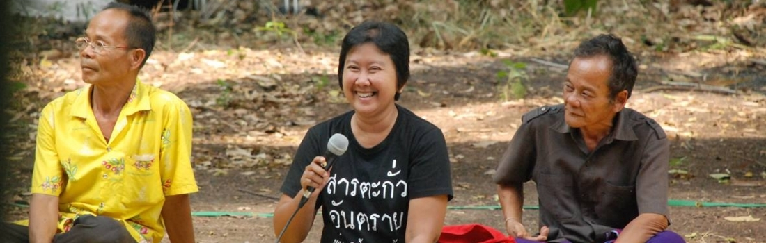 Spotlight on Earth Rights Defenders in Thailand