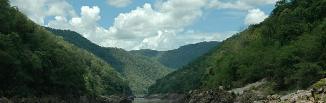World Rivers Day: Snapshots of Mekong River Dams