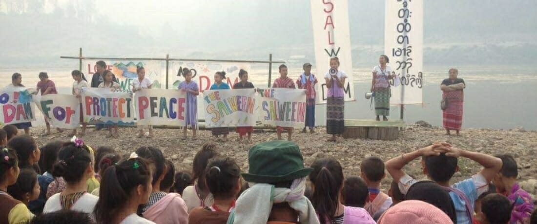 Let the Salween Flow Freely