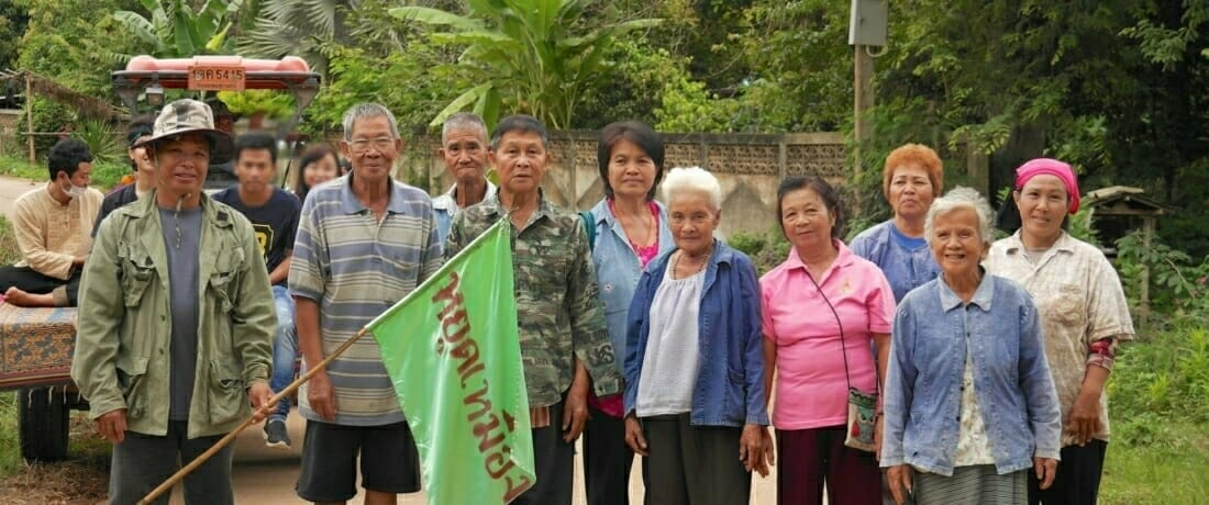 For Love and Land: The Anti-Coal Blockade in Ban Haeng, Thailand