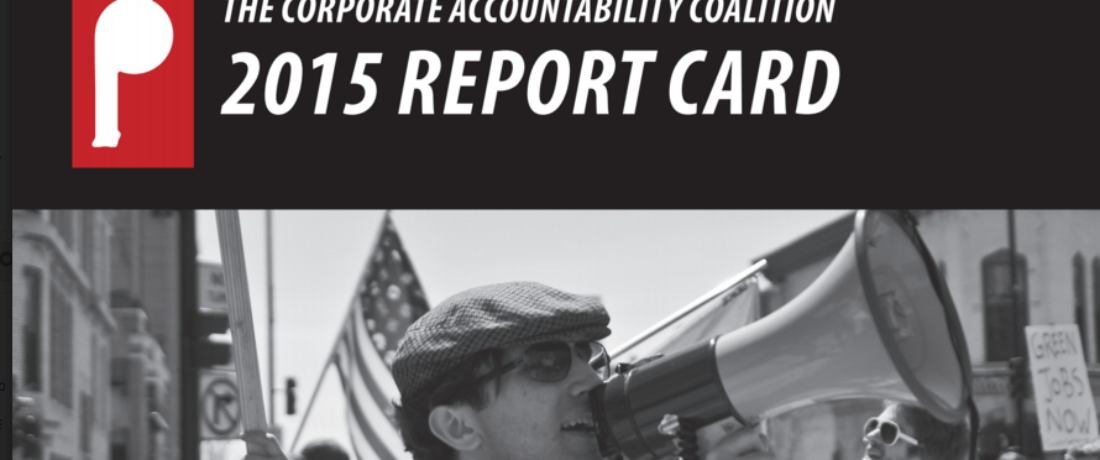 New Report Card Shows Congress Still Prioritizes Profits Over People