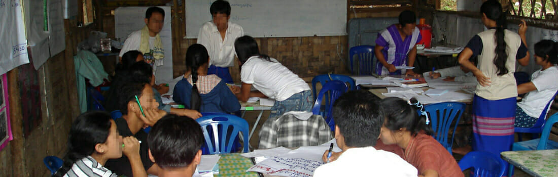 (Guest Post) Teaching English on the Thai-Burma Border