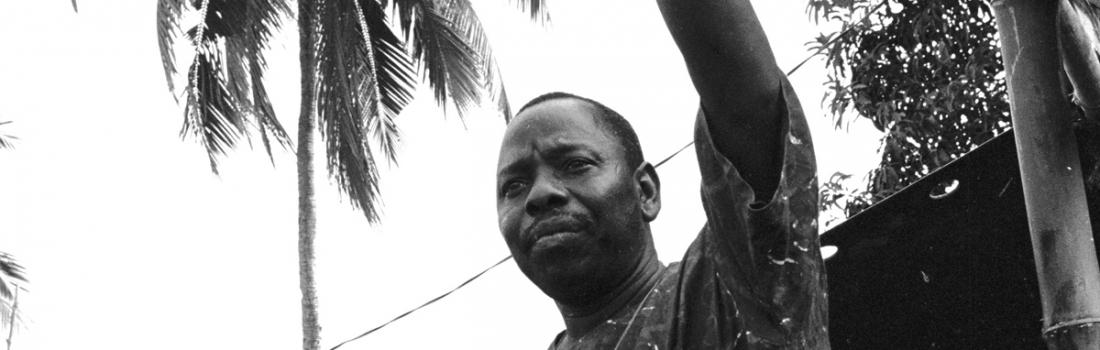 Remember Ken Saro-Wiwa and the Ogoni Nine