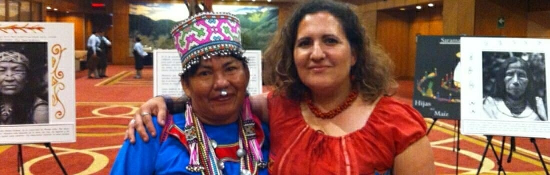 Women United for Climate Change at COP20
