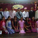 2008 Burma School Graduates