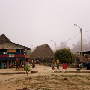 Indigenous Villagers in Peru