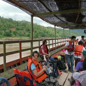 ERSM students travelling to Sop Moei