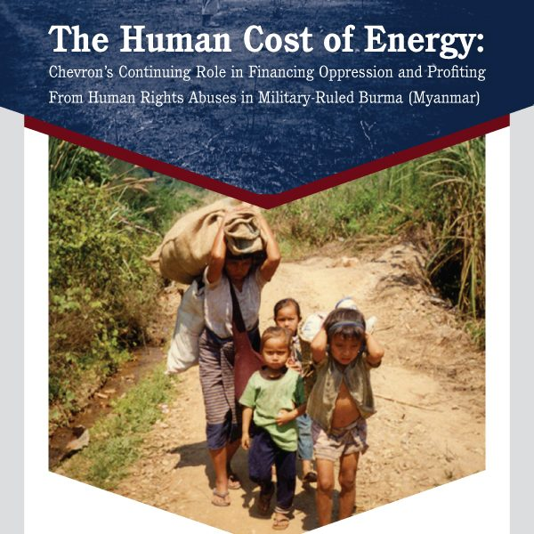 Human Cost To Human Rights Abusers >> The Human Cost Of Energy Earthrights International