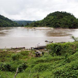Families living near the Lower Sesan II dam face uncertain futures.